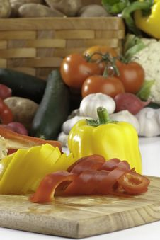 Free Peppers Stock Photos - 8938353