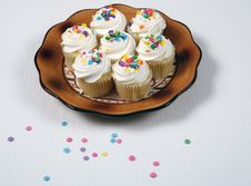 Free Cup Cakes Royalty Free Stock Images - 8939329
