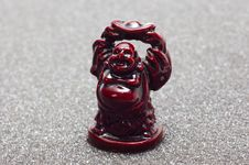 Free Netsuke Idol (buddha) Stock Photos - 8939973