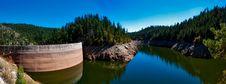 Free Craigin Dam And Reservoir Arizona Stock Photo - 89305110