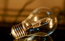 Free Close Up Of Light Bulb Stock Image - 89306061