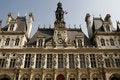Free Hotel De Ville, Paris Royalty Free Stock Images - 8948409