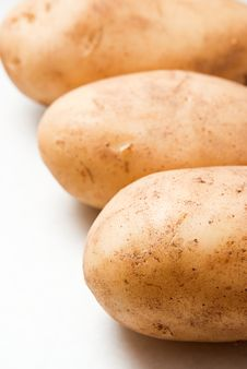 Free Potatoes Royalty Free Stock Images - 8940299
