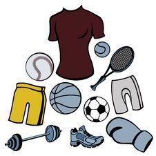 Free Sport Life Style Royalty Free Stock Photos - 8940618