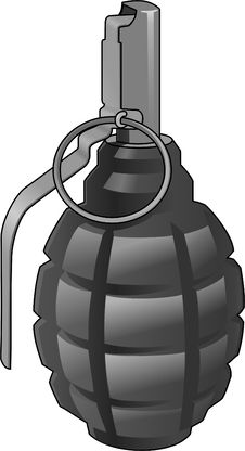 Free Grenade Stock Photography - 8940872