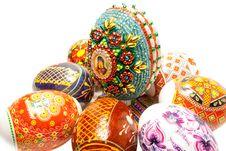 Free Easter Eggs Stock Photo - 8940900