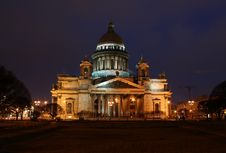 Free Saint Petersburg City, Nightlife Stock Photography - 8943632