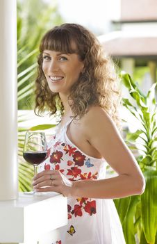 Free Summer Wine Stock Photos - 8943733