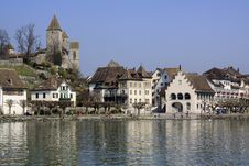 Free City Of Rapperswil In Switzerland Royalty Free Stock Photos - 8943898