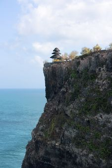 Free Uluwatu Temple In Bali Stock Images - 8944734