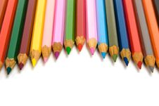 Free Colorful Pencils Royalty Free Stock Photography - 8944887