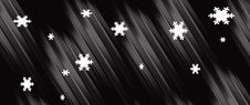 Free Snowflakes Royalty Free Stock Photography - 8946937