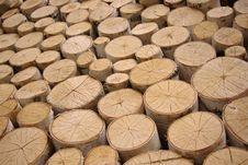Free Log Pile Stock Photography - 8947972