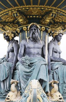 Free Statues Of Divine Royalty Free Stock Photography - 8948187