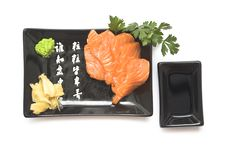 Free Sushi Plate Royalty Free Stock Photo - 8949525