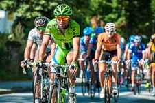Free Bicycle Race Royalty Free Stock Image - 89441436