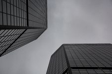 Free Modern Skyscrapers Stock Images - 89442244