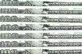 Free One Hundred Dollar Bills. Close-up Shot Stock Image - 8950251