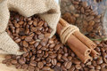 Free Coffee And Cinnamon Royalty Free Stock Photography - 8950427