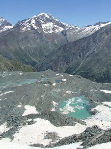 Free Alps Royalty Free Stock Image - 8950056