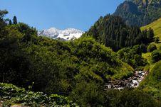 Free Snow Top Of Highest Austrian Mo Royalty Free Stock Photo - 8950265