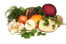 Free Vegetables Stock Images - 8950374