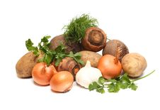 Free Vegetables Royalty Free Stock Photography - 8950387