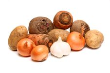 Free Vegetables Royalty Free Stock Images - 8950399