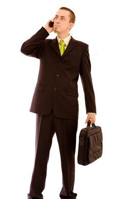 Free Businessman Stock Image - 8950611