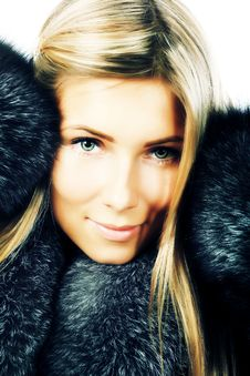 Free Fur Fashion Royalty Free Stock Image - 8950956