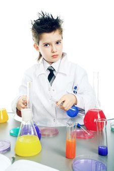 Free Laboratory Stock Images - 8951014