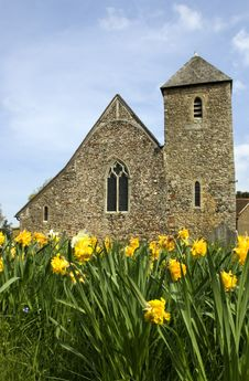 Free St Margaret Of Antioch Church Royalty Free Stock Images - 8951169