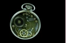 Free Pocket Watch Gears Royalty Free Stock Photos - 8951768