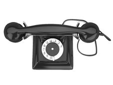 Free Old Phone Royalty Free Stock Photos - 8952148