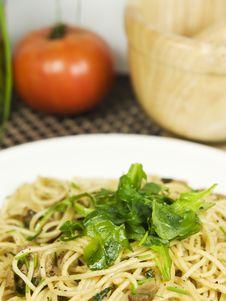 Free Good Pasta Stock Image - 8952311
