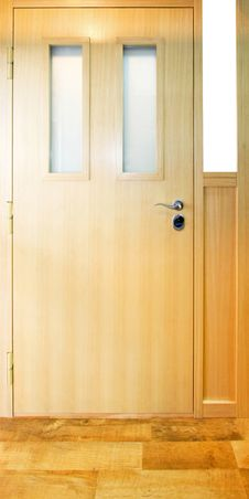 Free Wooden Door Royalty Free Stock Images - 8952379