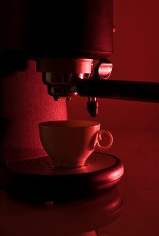 Free Coffee Maker Stock Image - 8952751