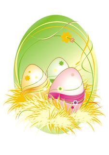 Free Easter Egg Stock Photography - 8953592