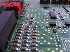 Free Electronic Detail Stock Image - 8954621