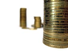 Free The Coins Stock Image - 8955131