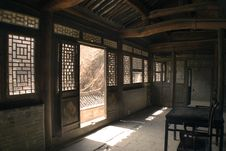 Free Chinese Traditional Pavilion Royalty Free Stock Photography - 8955157