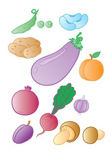 Free Vegetables And Fruit Stock Photo - 8956650
