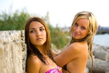 Free Girlfriends Stock Photos - 8956683