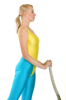 Free Fitness Exercises Stock Image - 8956711
