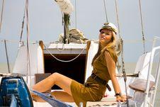 Free Captain Stock Photography - 8956972