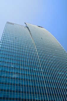 Free Skyscraper Royalty Free Stock Photo - 8957005