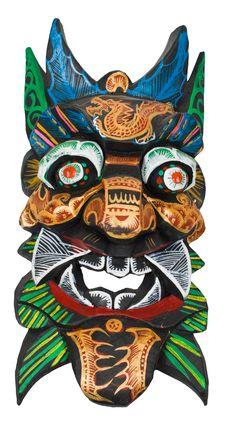 Free Chinese Dragon Mask Stock Photo - 8957240