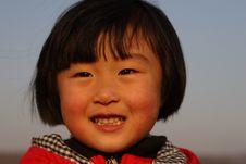 Free Happy Chinese Girl Stock Photos - 8957383
