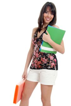 Free College Student Stock Image - 8957581