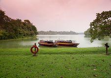 Free Lakeside Landscape Stock Image - 8959571